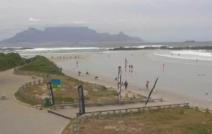 Big Bay mit Tafelberg
