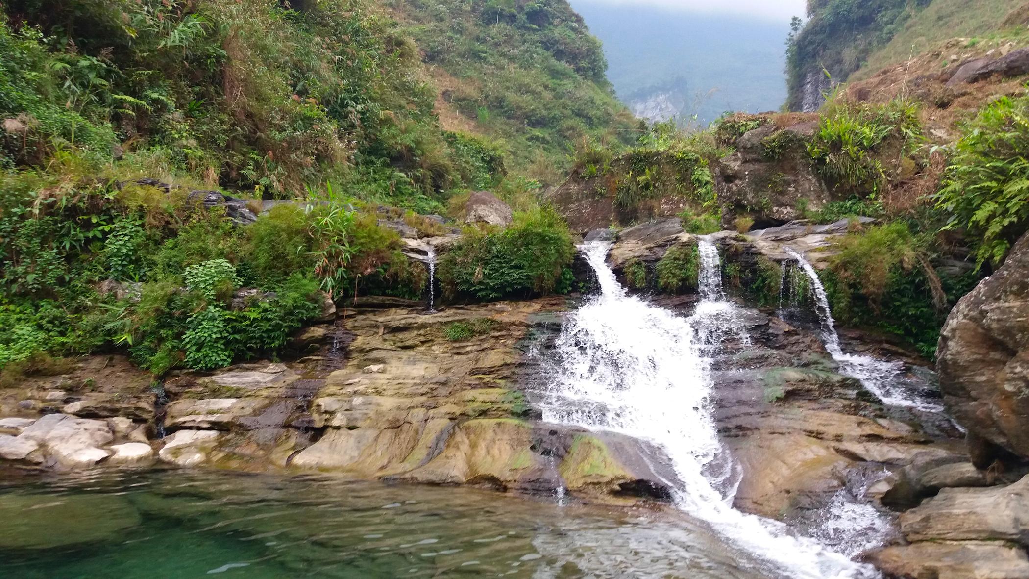 Wasserfall Ha Giang Loop