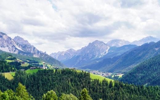 Kronplatz Südtirol Gravel Bike Tour