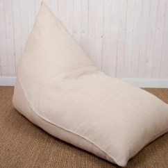 Soft Bean Bag Chairs Tub Chair Slipcovers For Sale Non Toxic Wool Filled Pouf Home Of Molly Open