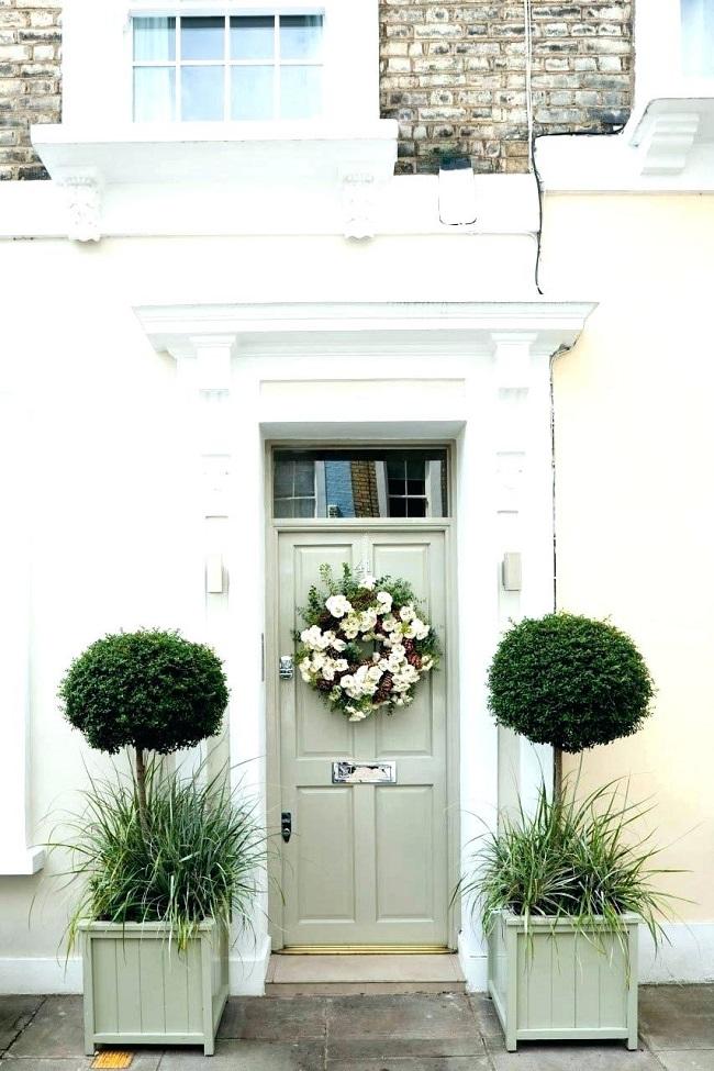 Front Door Planter Ideas : 36 Plants for Front Door