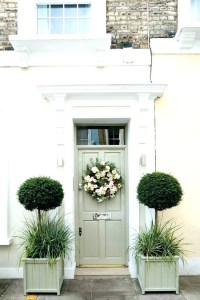 Front Door Planter Ideas : 36 Plants for Front Door