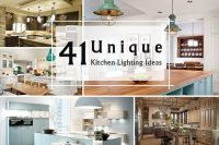 41 Unique Kitchen Lighting Ideas That Are Attractive ...