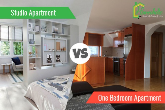Studio Apartment Vs One Bedroom Which