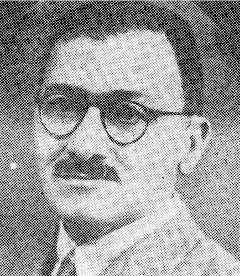 Dr José Emygdio Rodrigues GALHARDO (1876-1942)