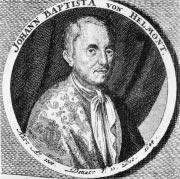 Dr Jean-Baptiste VAN HELMONT (1577-1644 )