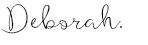 deborah-signature-featherly