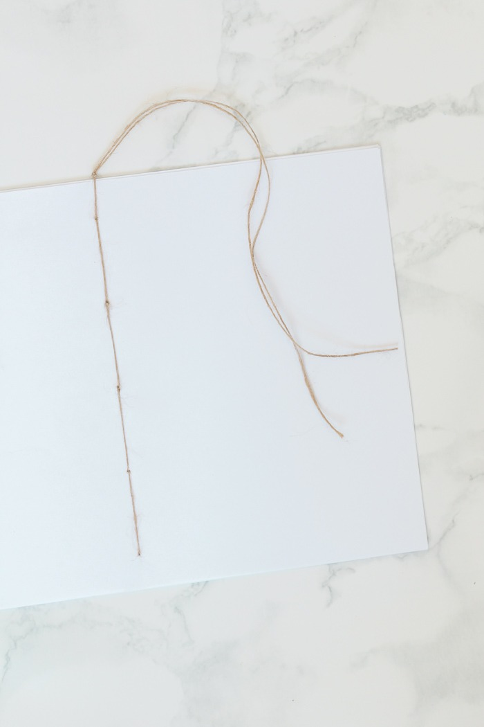 Make gorgeous DIY notebooks using materials that you already have at home.