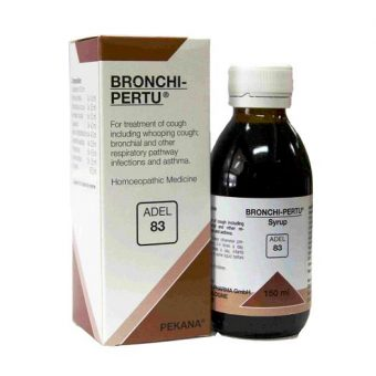 top homeopathic syrup for cough, bronchial asthma - ADEL 83 BRONCHI-PERTU