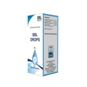 SBL Drops No 2 for Dysmenorrhoea|painful periods, menstrual cramps,homeopathic medicine for women