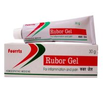 Fourrts Rubor Gel for inflammation, Gout Swelling, pain relief