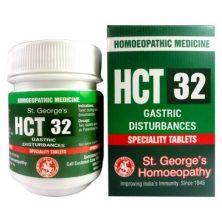 St.George HCT No 32-Gastric Disturbances