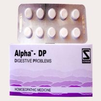 Schwabe Alpha DP Tablets for Digestive Problems