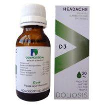 Doliosis D3 Headache-DOLD0330