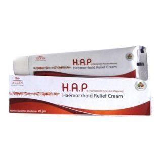 Allen H.A.P. HaemorrhAllen H.A.P. hemorrhoid relief cream-homeopathic medicine for piles, oid Relief Cream