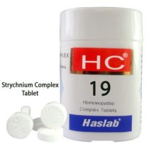Haslab HC-19 Strychnium Complex Tablet