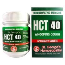 St.George HCT No 40-Whooping Cough