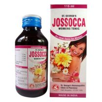 St George Jossocca Women Tonic. Womens health and fitness supplement