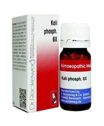 Dr.Reckeweg-Germany Biochemic Tablet Kalium Phosphoricum.6x, salt for nerves and mind, depression, Anxiety, insomnia