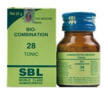 SBL Bio Combination No.28 Tablets - General Tonic