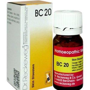 Dr Reckeweg BC20 - Skin Disease