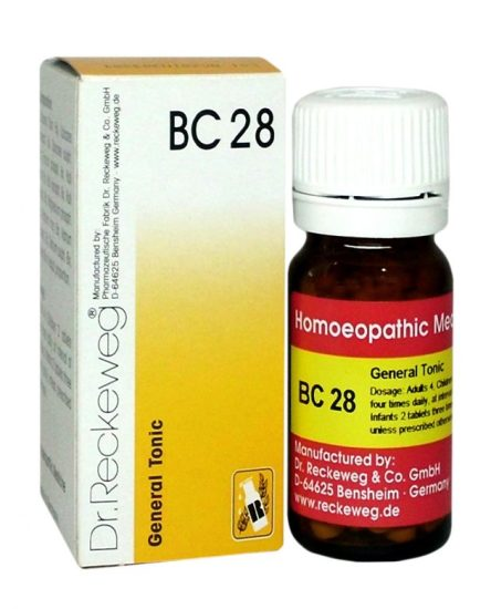 Dr Reckeweg BC28 - General Tonic
