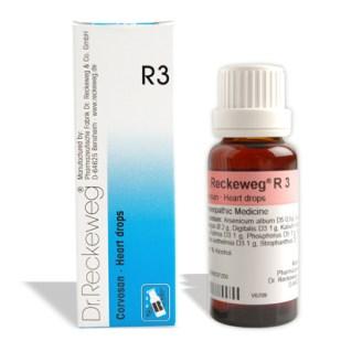Dr. Reckeweg R3 Heart drops