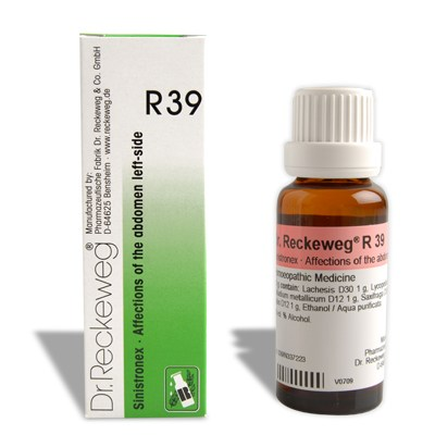 Dr Reckeweg R39 Homeopathy Ovarian Cyst Treatment Drops Homeopathy Remedies Online