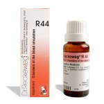 Dr. Reckeweg R44 for low blood pressure, Hypotony