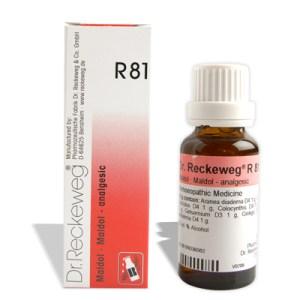 Dr.Reckeweg Specailties R1-89