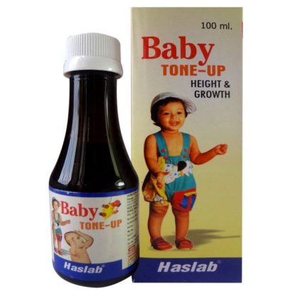 Haslab Baby Tone up Homeopathic Baby Tonic, growth promoter in Infants & Babies