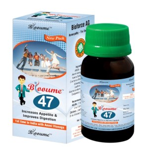 Blooume 47 Increases appetite improves digestion