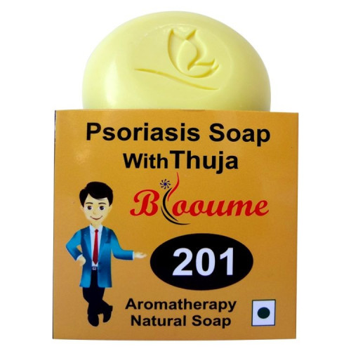 Psoriasis Soap with Thuja - Blooume 201