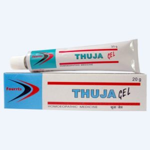 Fourrts Thuja Gel Homeopathy Medicine for Warts and corns