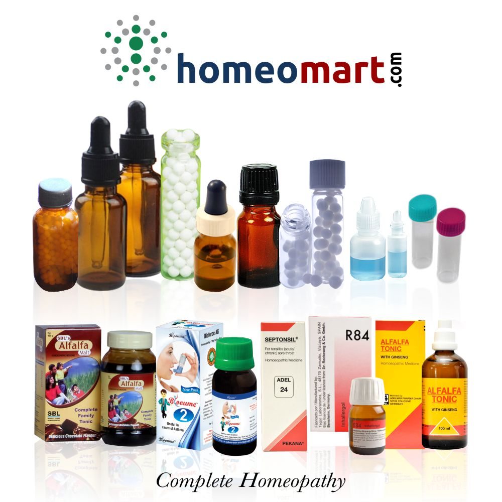 Buy best homeopathic medicines online with discounts at No ...