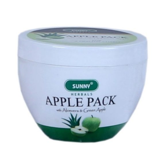Baksons Apple Pack Cream with aloevera, green apple