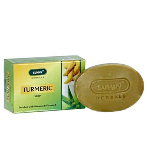 Bakson Sunny turmeric soap with aloevera
