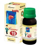 Blooume19 HEPTASAN drops, homeopathic medicine for liver disorders