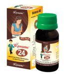Blooume 24 Menstrusan for painful Menstruation or white discharge