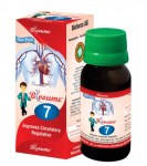 Blooume 7 CIRCULAFORCE medicine for poor blood circulation, cold hands & feet, numbness, blue skin