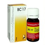 Reckeweg Biochemic Combination Tablets BC 17 for Piles