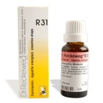 Dr.Reckeweg R31 increases Appetite, improves Blood Supply, strengthens liver, Medicine for Anaemia, Chronic apendicitis