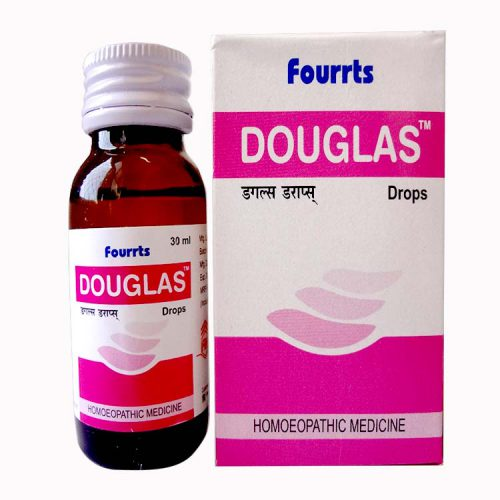 Homeopathy medicine for Psoriasis, Contact dermatitis, Eczema -Fourrts Douglas drops
