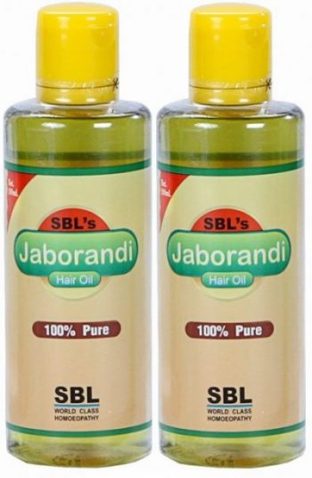 SBL Jaborandi Hair Oil for Fast Hair Growth, hair fall, premature graying, strengthens hair roots