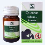 Schwabe Quercus Robur 1x Tablet for alcohol De-Addiction