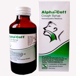 Schwabe Alpha Coff Syrup, homeopathy medicine for Cough, cough medication, anti tussive, non prescription cough medicne