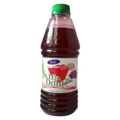 Wheezal Alfa Drink A Refreshing and Rejuvenating Drink