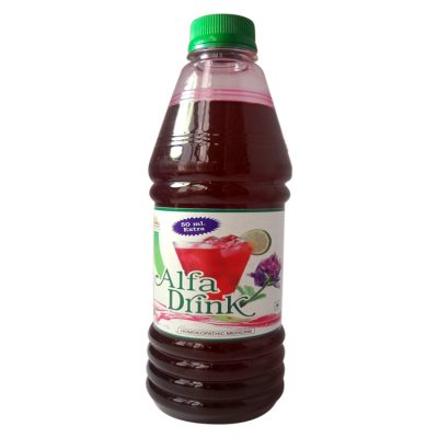 Wheezal Alfa Drink A Refreshing and Rejuvenating Drink