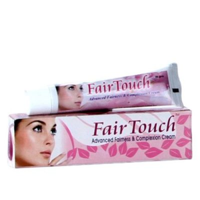 Allen Fair Touch herbal homeopathic Cream for advanced fairness and complexion