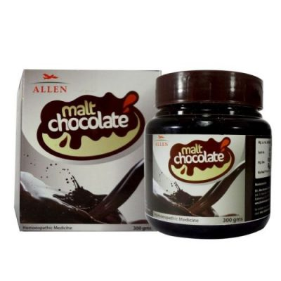 Allen Malt Chocolate an ideal food supplement, energy malt for the entire family.